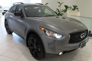 Used 2017 Infiniti QX70 in White Plains, New York