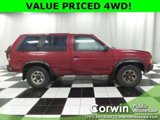 used 1995 nissan pathfinder xe in fargo north dakota used 1995 nissan pathfinder xe in fargo north dakota