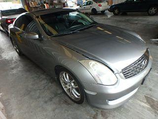 Infiniti G 35 2007