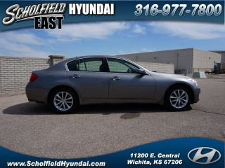 Used 2009 Infiniti G 37 in Wichita, Kansas