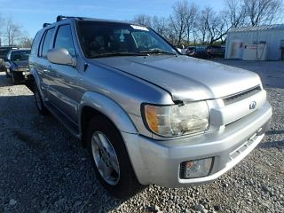 Used 2002 Infiniti QX4 in Lexington, Kentucky