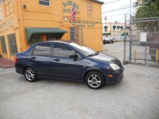 Used 2002 Suzuki Aerio GS in Miami, Florida