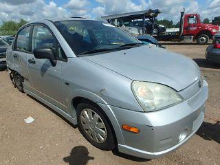 Suzuki Aerio S 2003