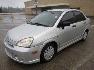Suzuki Aerio S 2002