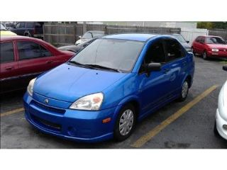 Used 2003 Suzuki Aerio GS in Saint Petersburg, Florida
