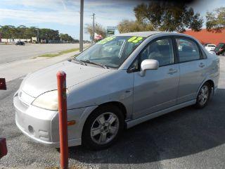 Used 2002 Suzuki Aerio GS in Sarasota, Florida