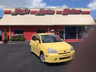 Suzuki Aerio SX 2002