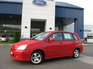 Used 2004 Suzuki Aerio SX in Seattle, Washington