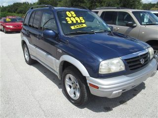 Used 2003 Suzuki Grand Vitara in Orlando, Florida