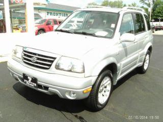 Suzuki Grand Vitara EX 2004
