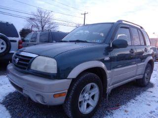 Suzuki Grand Vitara JLX 2003