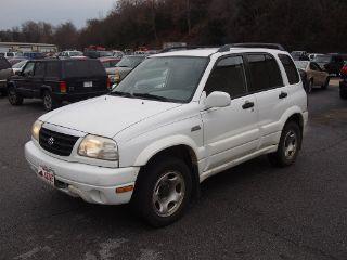 Used 2002 Suzuki Grand Vitara in Harrison, Arkansas