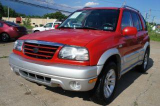 Suzuki Grand Vitara LX 2004