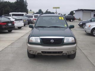Used 2002 Suzuki Grand Vitara in Elma, Washington