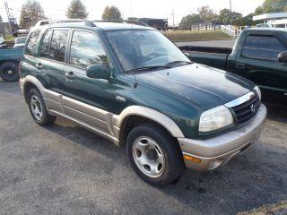 Suzuki Grand Vitara JLX 2002