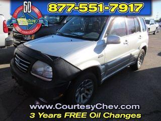 Used 2004 Suzuki Grand Vitara EX in Phoenix, Arizona