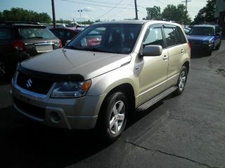 Suzuki Grand Vitara Base 2008
