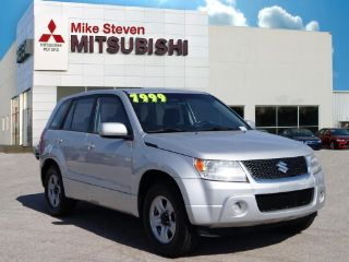 2009 Suzuki Grand Vitara Base
