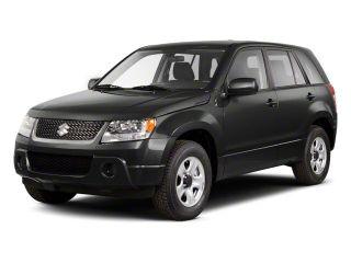 2012 Suzuki Grand Vitara Limited Edition