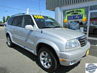 Used 2002 Suzuki XL-7 Plus in Spokane, Washington