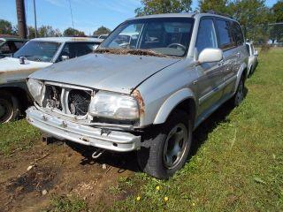 Suzuki XL-7 Limited Edition 2002