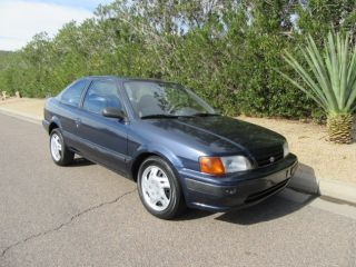 used 1995 toyota tercel dx in phoenix arizona top cheap car