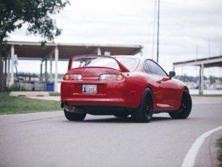 1993 Toyota Supra Turbo