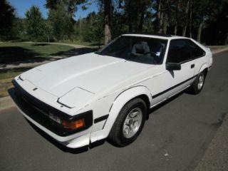 Used 1985 Toyota Celica Supra In Milwaukie Oregon