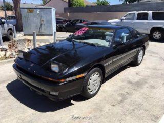 Used 1986 Toyota Supra In Los Angeles California