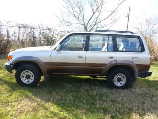 used 1991 toyota land cruiser in weaverville north carolina used 1991 toyota land cruiser in weaverville north carolina