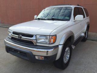 Used 2001 Toyota 4Runner SR5 in Houston, Texas