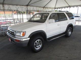 Toyota 4Runner SR5 1997