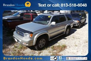Used 2000 Toyota 4Runner Limited Edition in Tampa, Florida