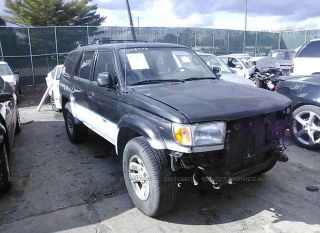 Toyota 4Runner Limited Edition 1998