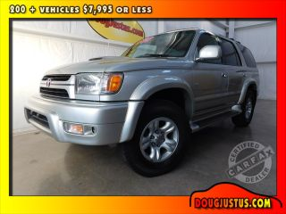 Used 2001 Toyota 4Runner SR5 in Louisville, Tennessee