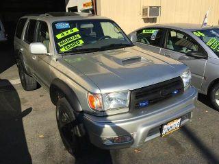 Used 2000 Toyota 4Runner SR5 in Sacramento, California