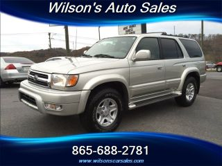 Used 2000 Toyota 4Runner Limited Edition in Knoxville, Tennessee