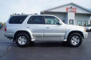 Used 2000 Toyota 4Runner Limited Edition in Sycamore, Illinois