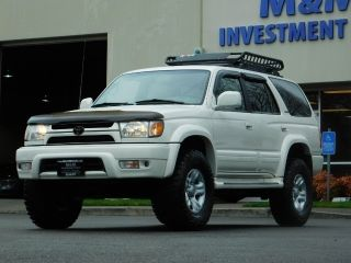 Toyota 4Runner Limited Edition 2002
