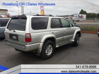 Used 1999 Toyota 4Runner Limited Edition in Roseburg, Oregon