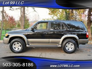 Used 1999 Toyota 4Runner Limited Edition in Milwaukie, Oregon