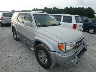 Toyota 4Runner Limited Edition 2000