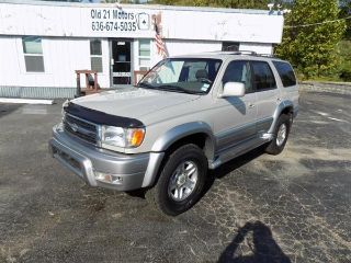 Used 1999 Toyota 4Runner Limited Edition in House Springs, Missouri