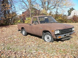1982 Toyota Truck >> Used 1982 Toyota Pickup Deluxe In Tell City Indiana