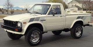 Used 1981 Toyota Pickup Deluxe in Caldwell, Idaho