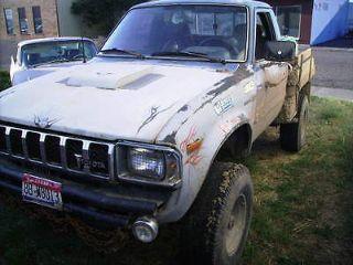 Used 1982 Toyota Pickup Sr5 In Idaho Falls Idaho