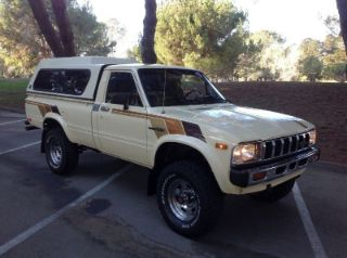 Used 1983 Toyota Pickup In Dallas Texas