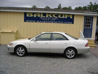Used 2000 Lexus ES 300 in Wilmington, North Carolina