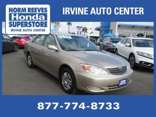 Used 2003 Toyota Camry LE in Irvine, California