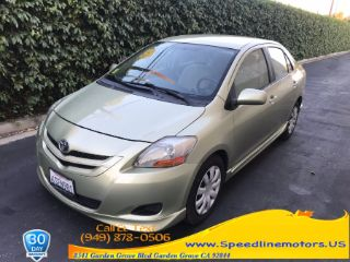 Used 2008 Toyota Yaris S in Garden Grove, California
